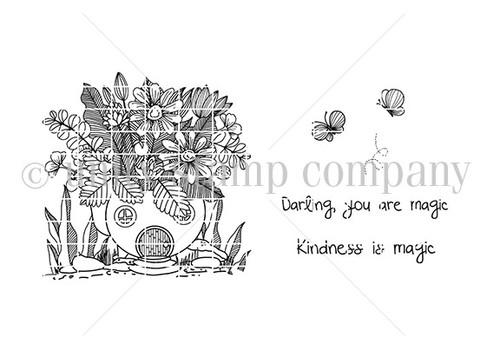 Kindness is Magic {wk 4/21}