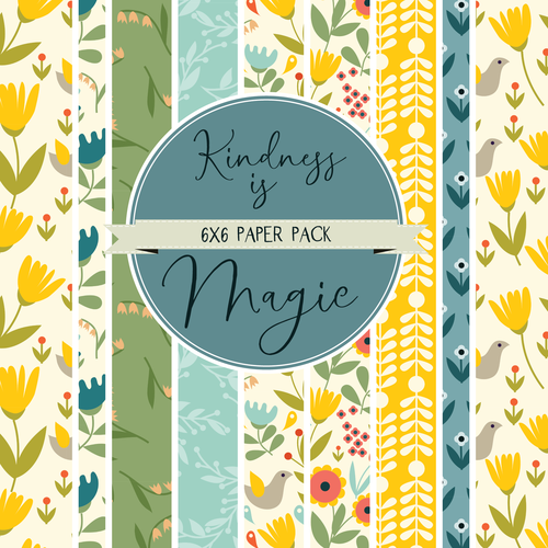 Kindness is Magic {Paper Pack}