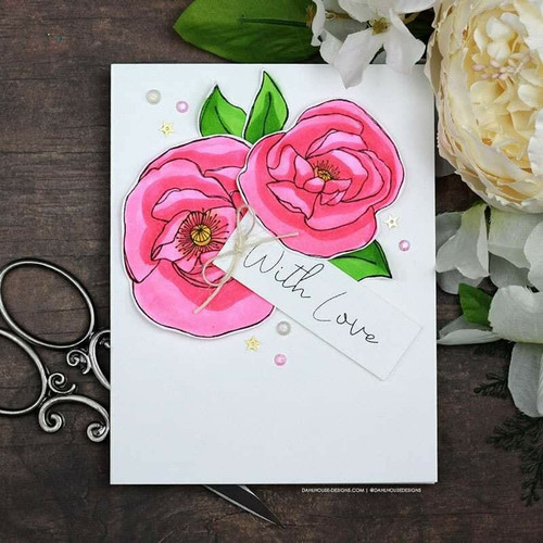 In My Thoughts, Girl {may 2021 sentiment kit}
