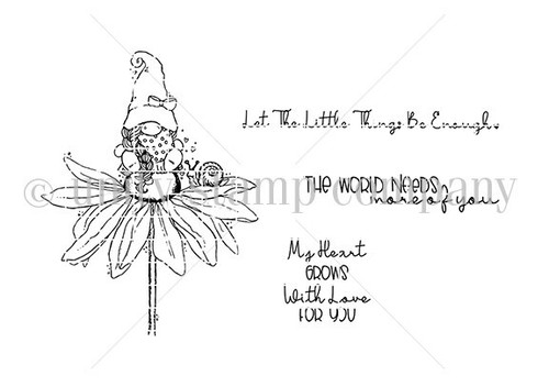 Let the Little Things Gnome