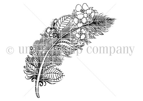 Slimline Feather