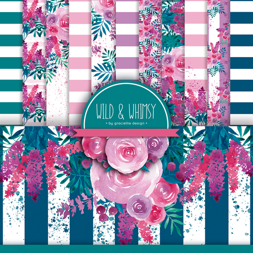 Wild & Whimsy {Paper Pack}