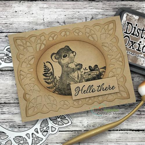 Timberland Mouse
