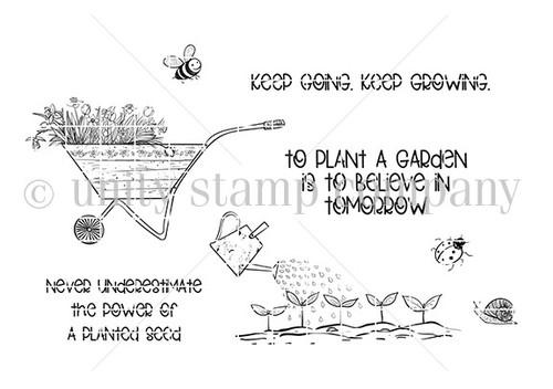 Plant A Garden {wk 6/21}