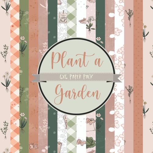 Plant A Garden {Paper Pack}