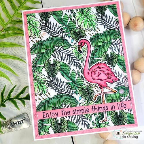 Tropical Palm {bkg 6/21}