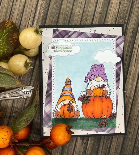 Hello Pumpkin Gnome