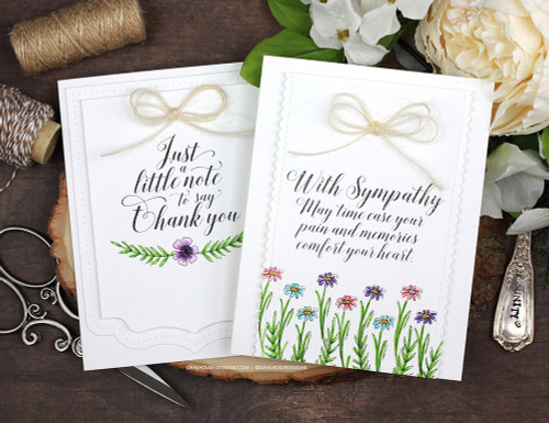 The Happiest Wishes  {august 2021 sentment kit}