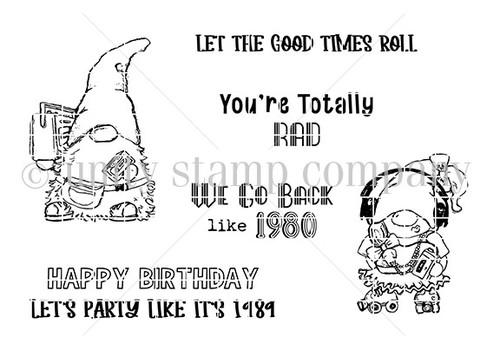 80's Gnomes