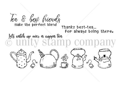 Tea & Besties
