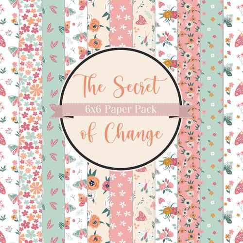 The Secret of Change {Paper Pack}