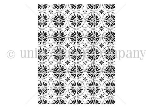 Tin Tile Background