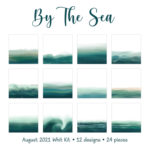By the Sea {Paper Pack}