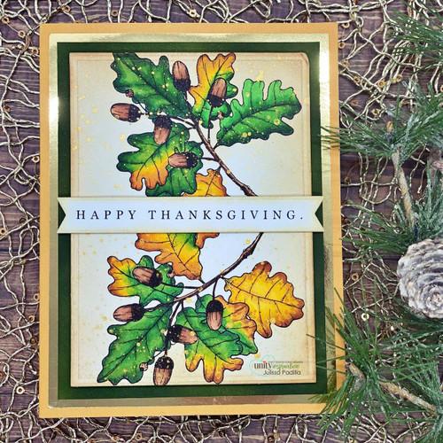 Thankful Oak