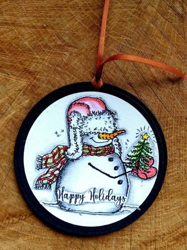 Merry Little Snowman