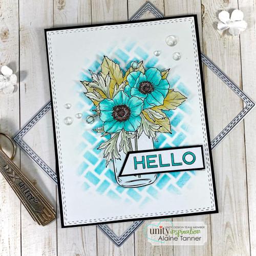 Anemone Greetings