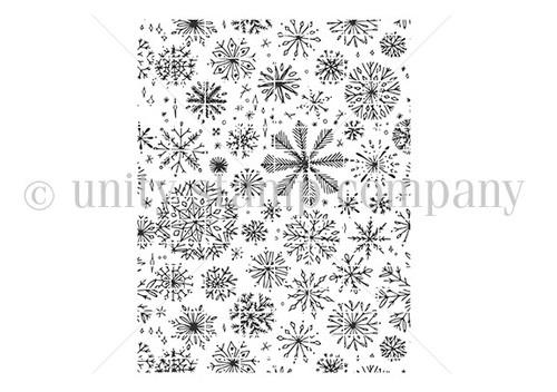 Blanket of Snow Background