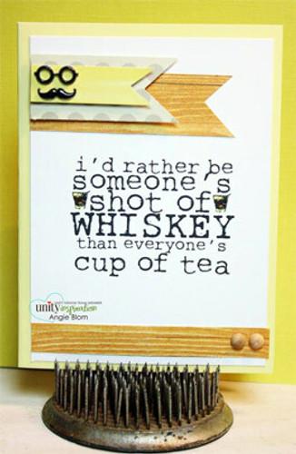 Whiskey than Tea