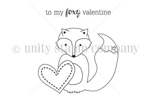 My FOXY VALENTINE