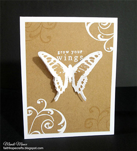 Grow Your Wings {MR Itty Bitty}