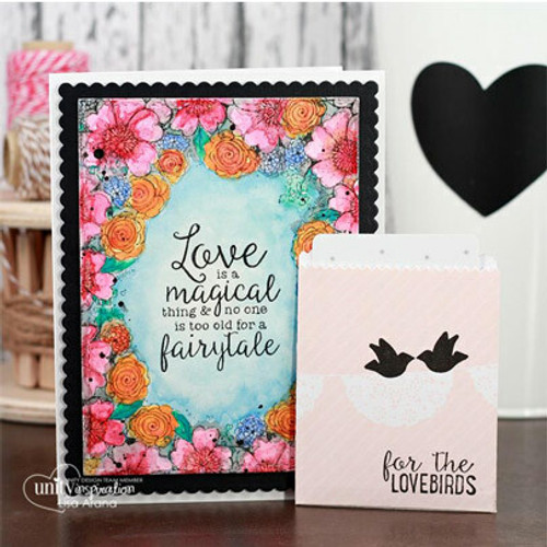 Love is a Magical Thing {november 2015 sentiment kit}