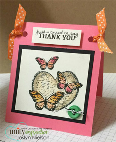 Butterflies and Sunbeams {august 2015 sentiment kit}