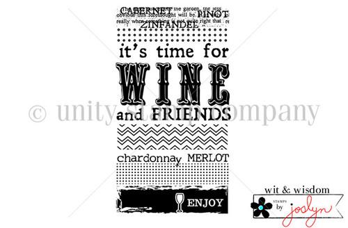 Enjoy {all kinds of wine}