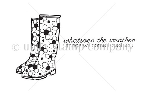 Whatever the Weather Rain Boots