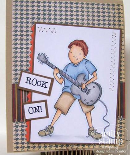 ROCK on KID