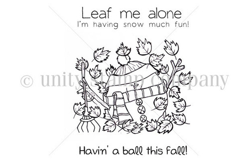 Leaf me Alone {snowpeep Herm}