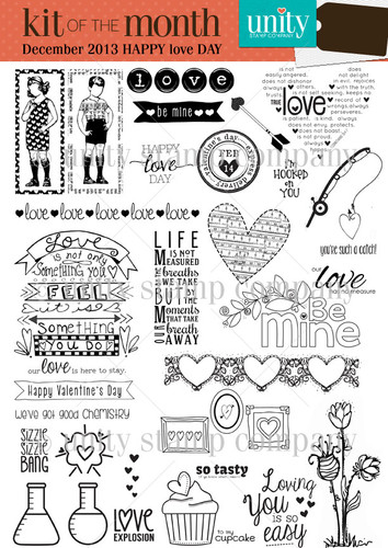 HAPPY love DAY {kom 12/13}