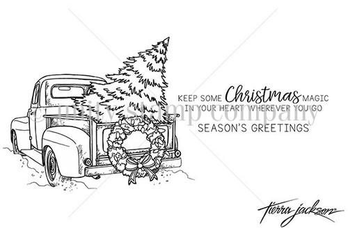 Christmas Magic - Unity Stamp Company
