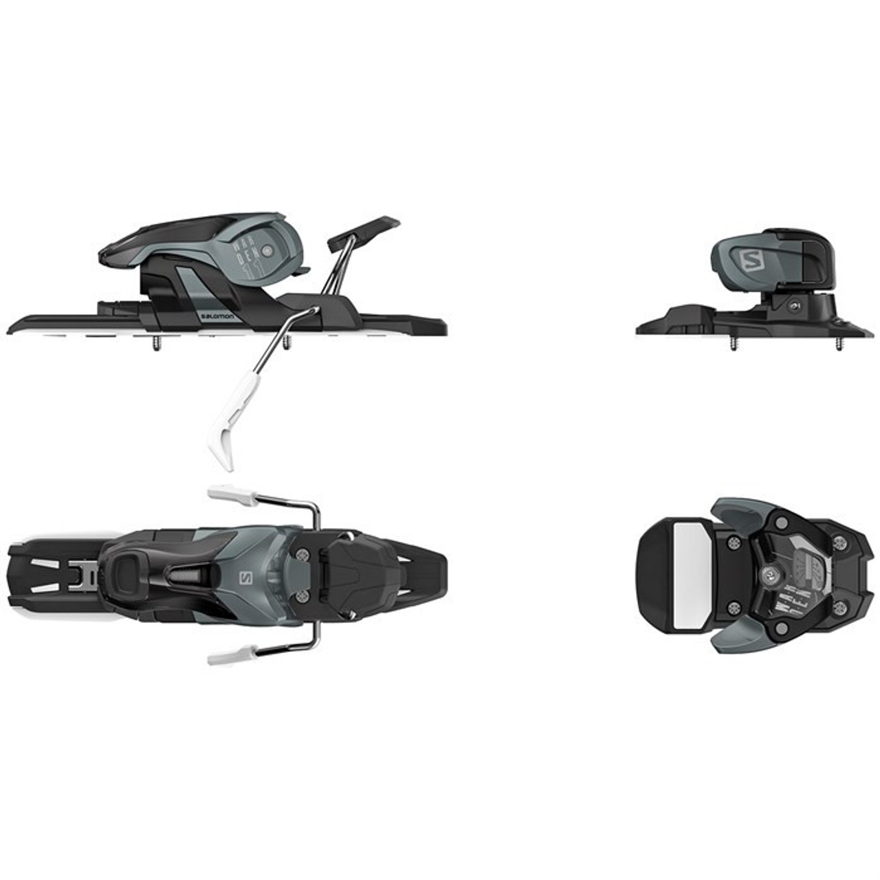 N WARDEN 11 Bindings Alpine Equipment Men