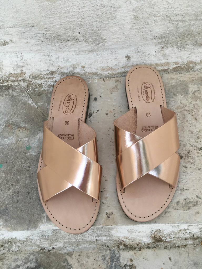 Alessia Sandal - Rose Gold
