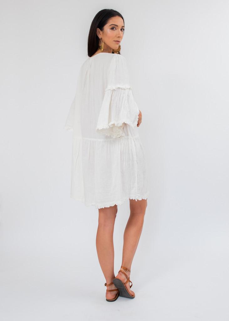 Otranto Dress - White
