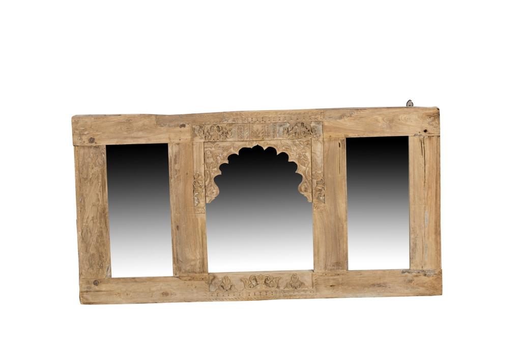 Mirror - Triple Carved