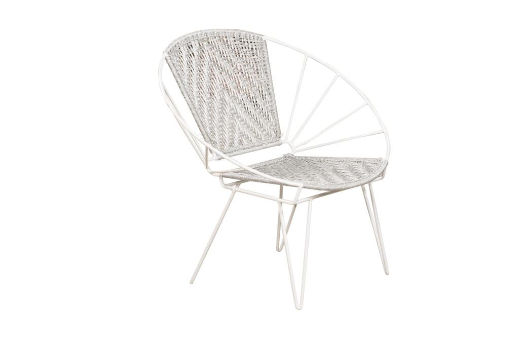 Umbrella Chairs - Silver