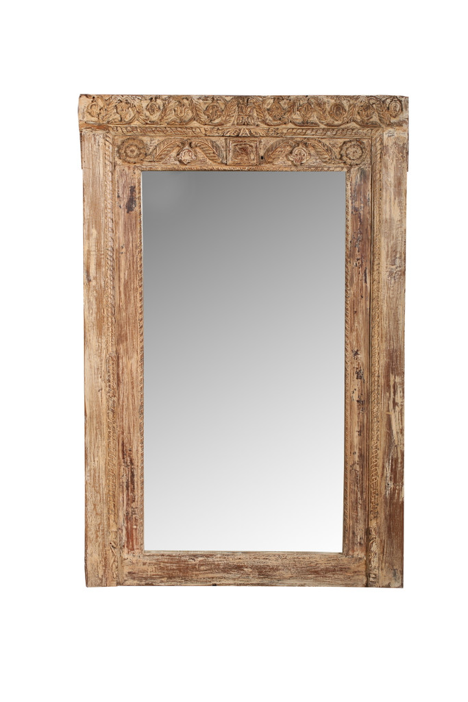 Mirror - Standing pillar