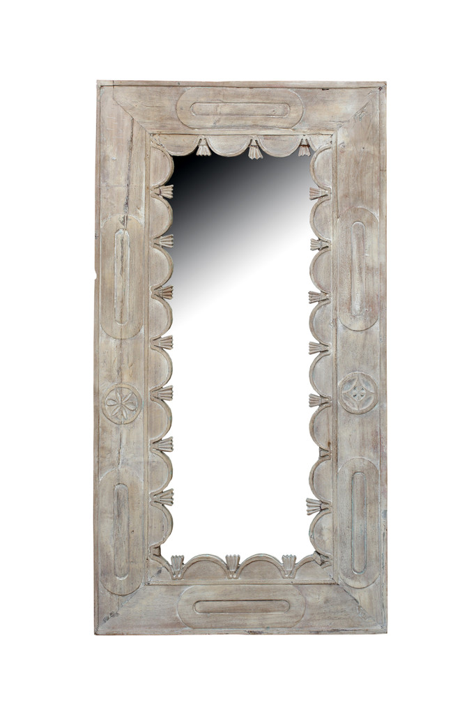 Full Length Deco Mirror