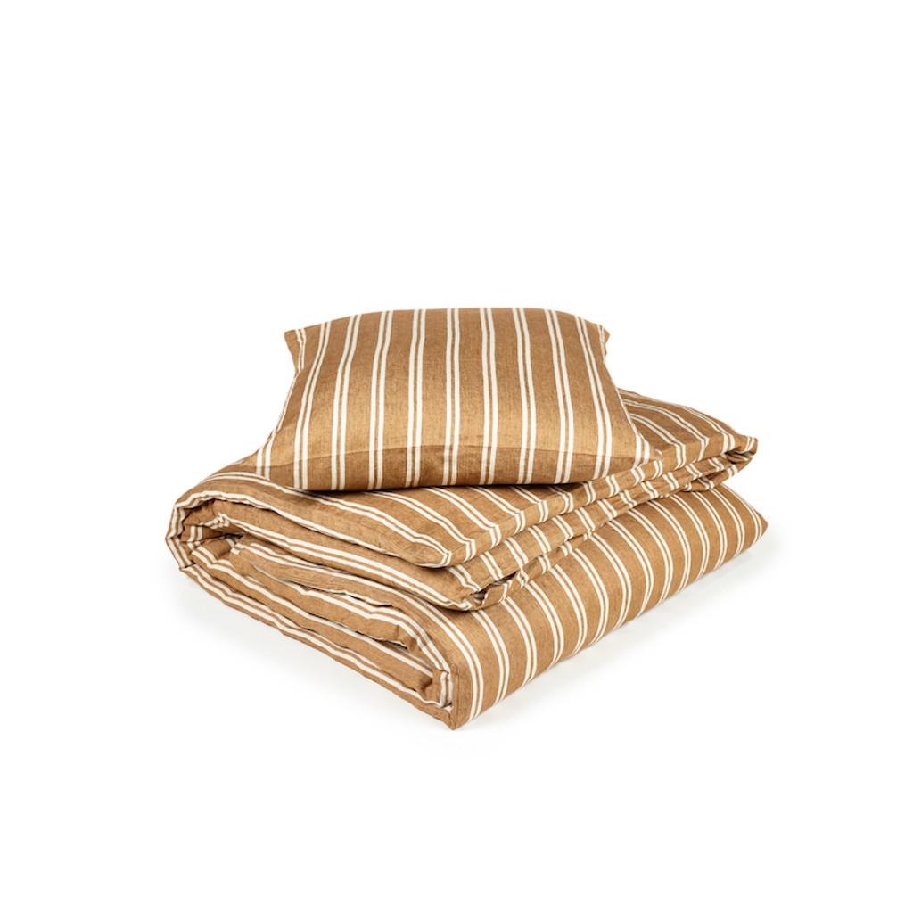 Pillow Sham - Canal Stripe