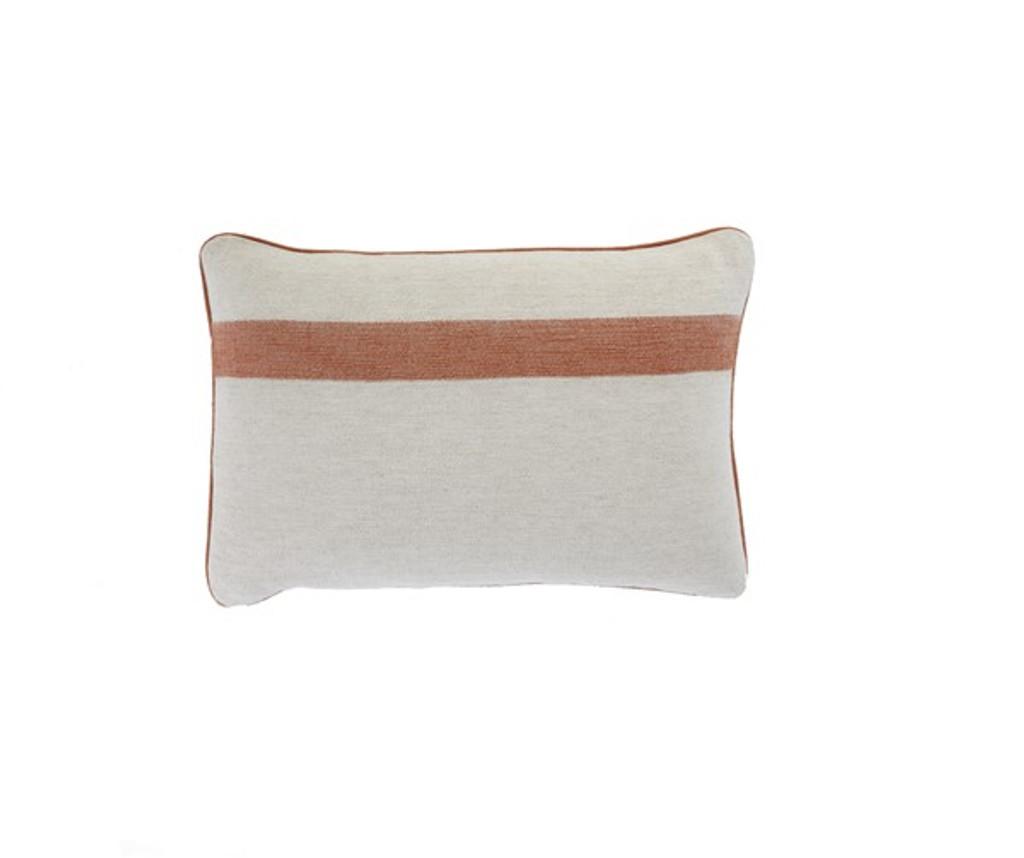 Pirine Pillow  - Ochre Stripe