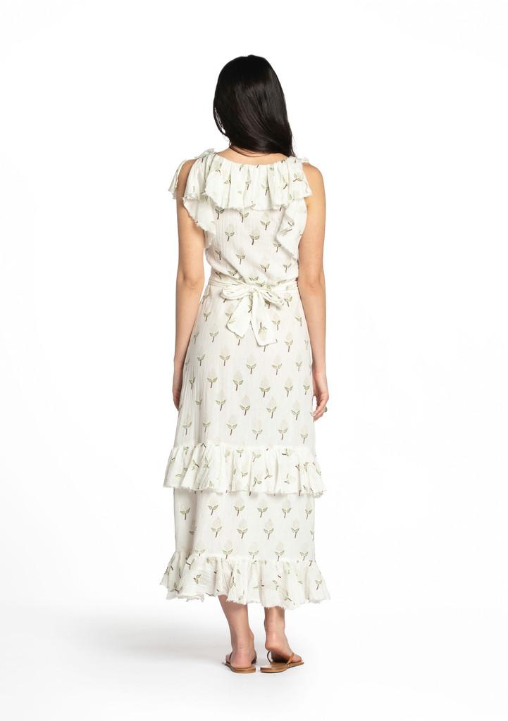 Havana Dress - Limelight