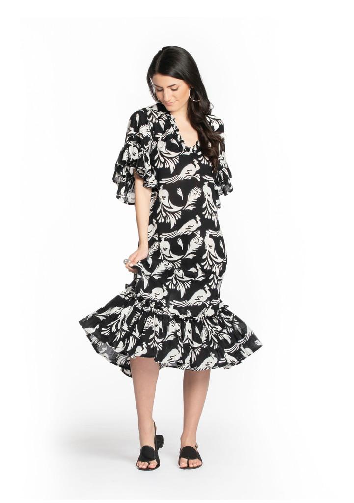 Aegina Dress  - Otomi