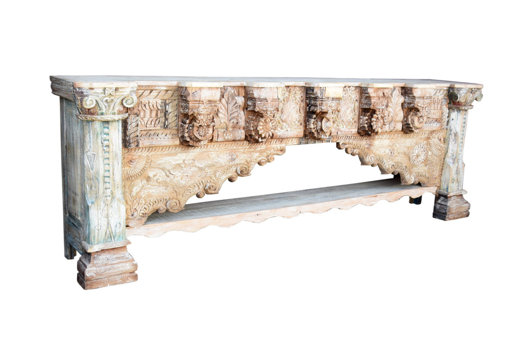 Console - XL Carved