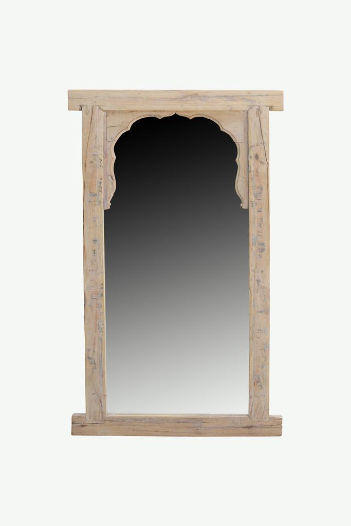 Mirror - White Mughal