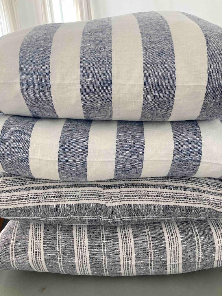Pillow - Wide Stripe