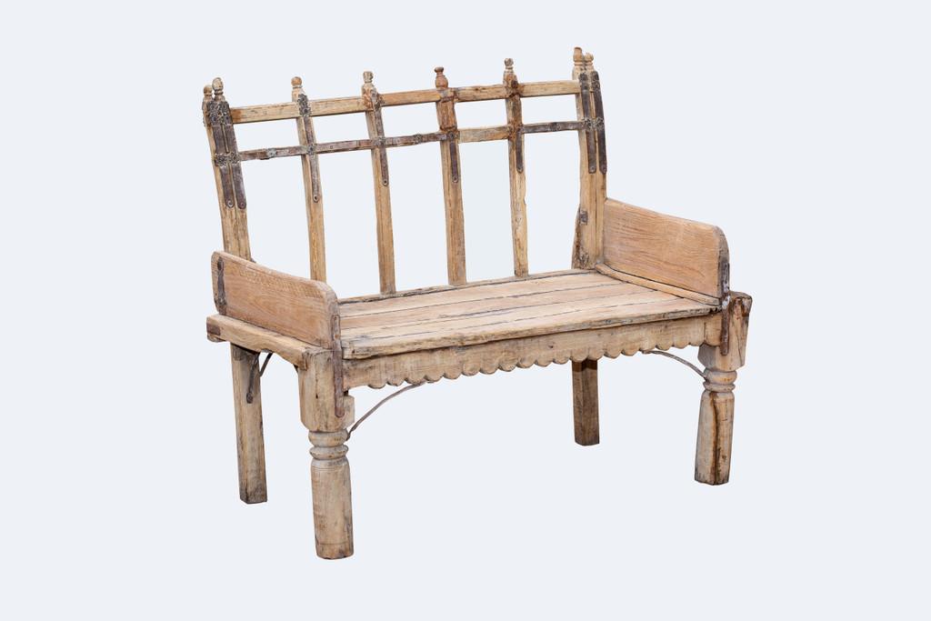 Bench - Ox cart