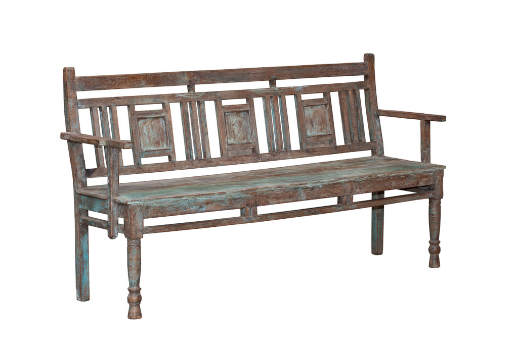 Bench-Anglo-Indian