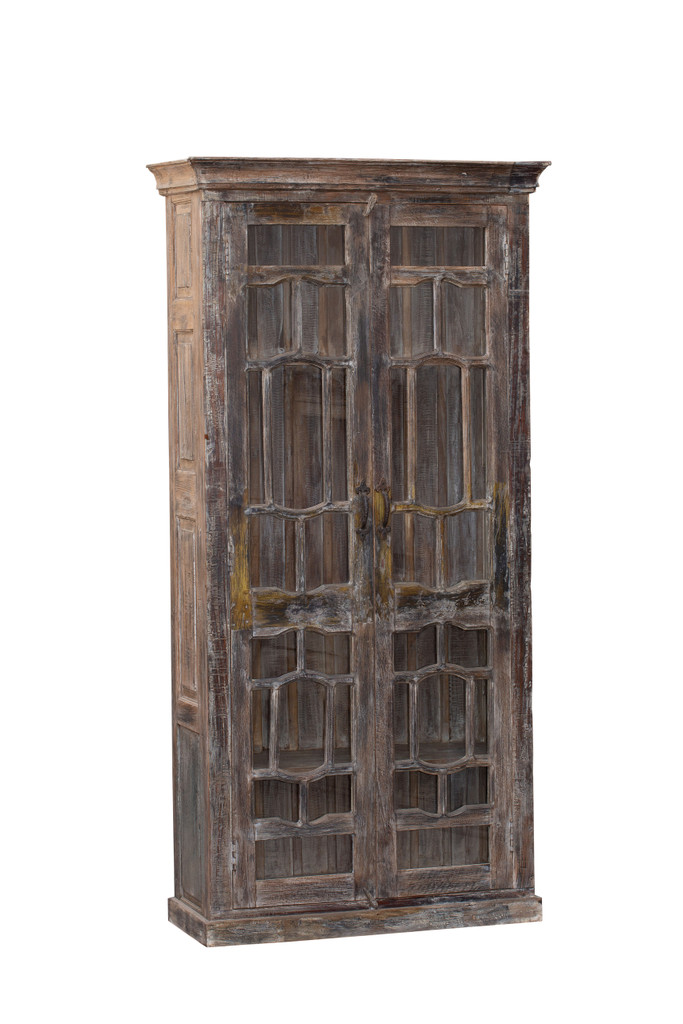 Armoire Cabinet - Glass