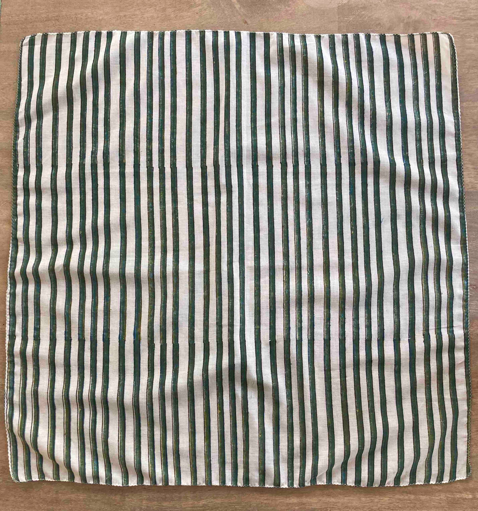 Napkins - Teal Stripe